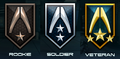 Mass Effect Infiltrator Ranking medals.png