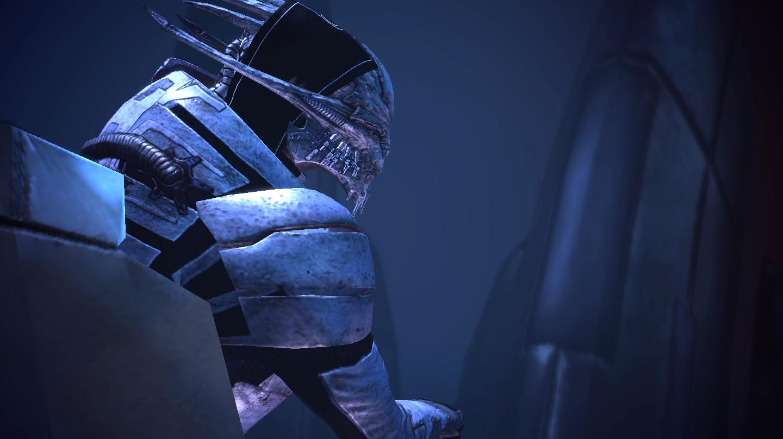 Sovereign Mass Effect