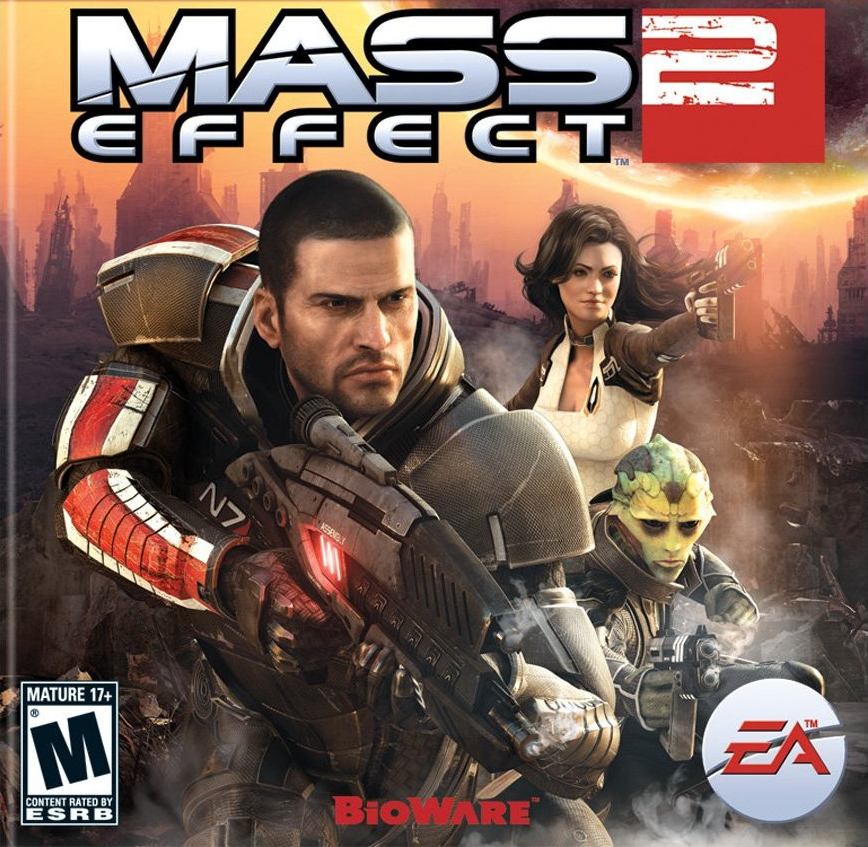 Mass effect 2 assignments