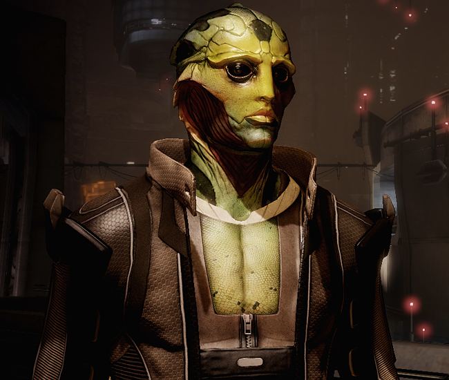 Image result for thane krios