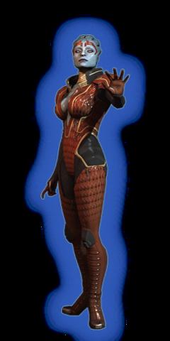 File:ME2 Samara Basic Outfit.png