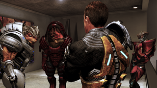 Can You Hook Up With Jack In Mass Effect 2