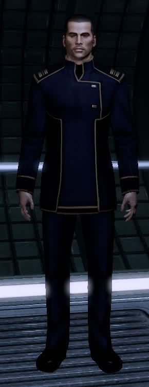 Shepard Alliance Lieutenant