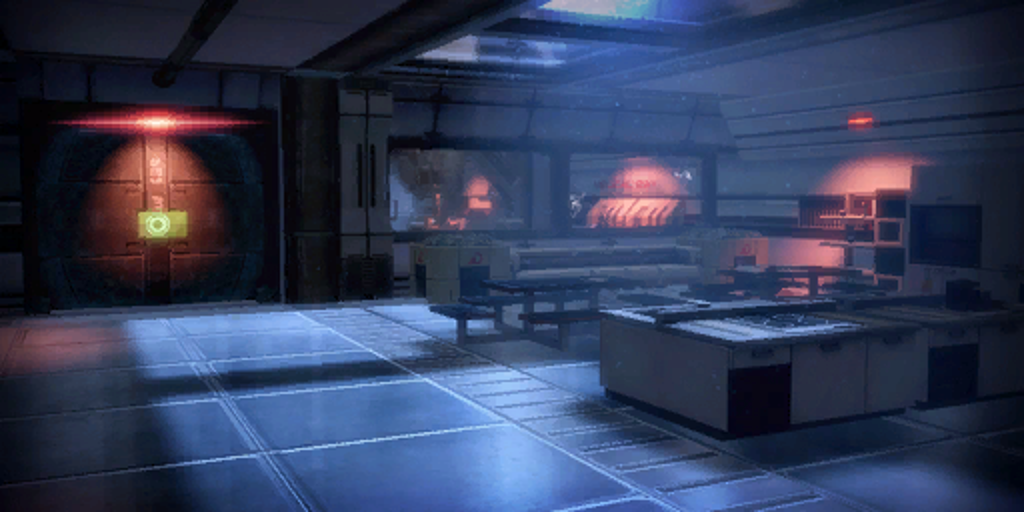 N7 Abandoned Research Station Mass Effect Wiki Fandom