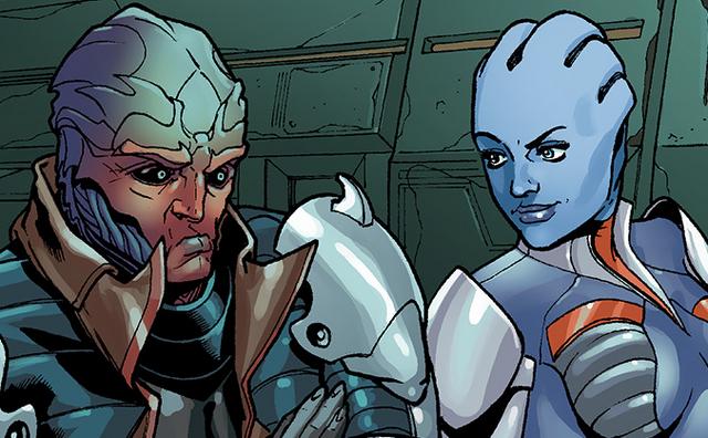 File:Liara and Feron meet Cerberus.png