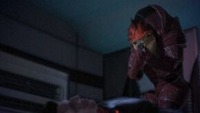 Wrex - Fist's office