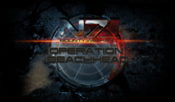 N7 Operation Beachhead