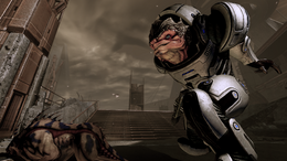 Urdnot ruins - grunt smash