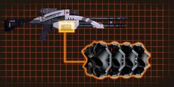 ME2 research - SR damage