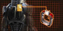 ME2 research - Shep shield restore
