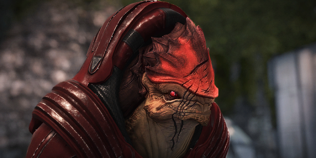 Codex ME - Krogan