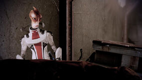 Mordin and Body