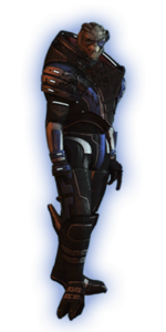 ME2 Garrus Loyal Outfit