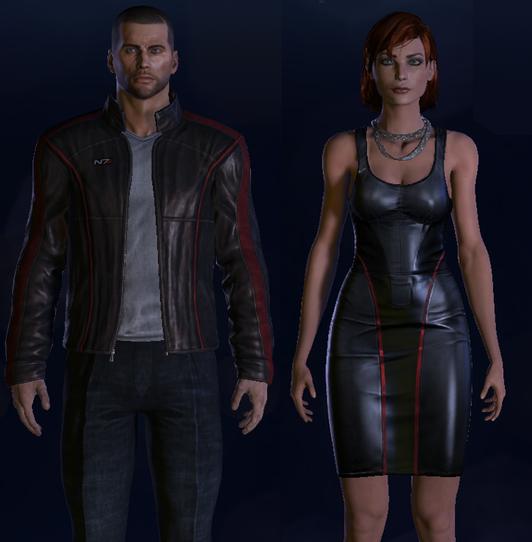 Male Commander Shepard Mass Effect 3 23945 Enginelab