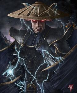 Mk legacy thunder god by esau13-d4ecmj1
