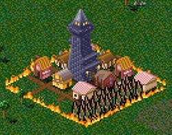 Screenshot WallOfFire