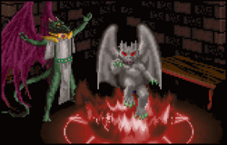 Summon Gargoyles