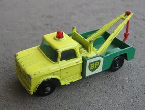Dodge Wreck Truck (No 13)