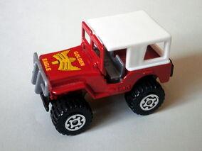 Jeep 4x4 (1986-87 ROW)