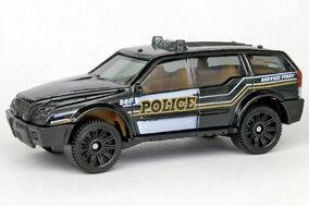 Matchbox Sport SUV Police - 8787ef