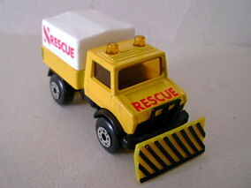 Mercedes-Benz Unimog (1983)
