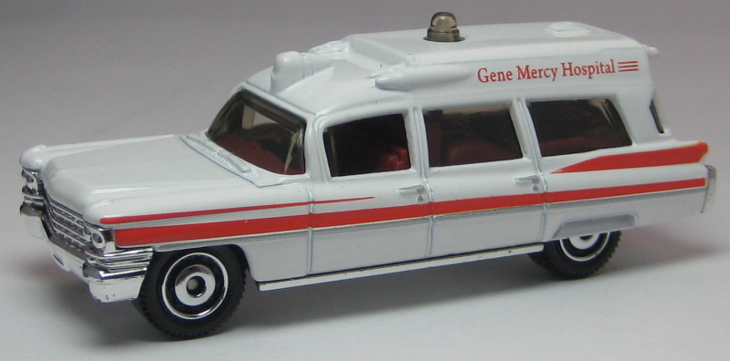 cadillac ambulance matchbox cars wiki fandom powered  wikia