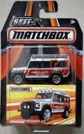 Best of Matchbox 2016 Land Rover Defender 110