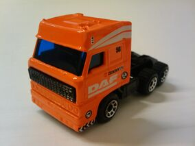 Trucks DAF Space