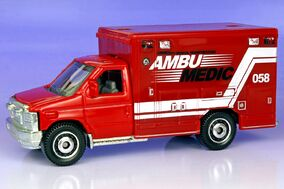 '08 Ford F-350 Ambulance - 1427ff