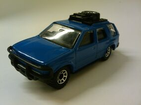 Off Road Opel Frontera