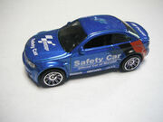 Special Limited Edition Matchbox BMW M1 Safety Car - Color Comp