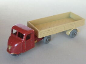 Scammell Mechanical Horse and Trailer (10-B)