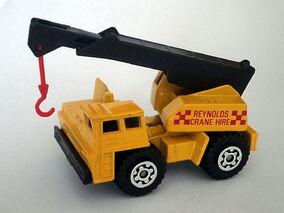 Faun Crane Truck (1987)