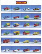 My First Matchbox (Catalogue II).