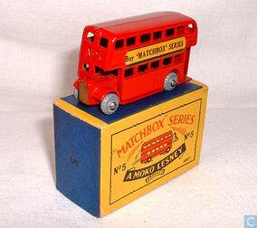 1954 5A LONDON BUS