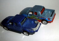 Ford Explorer Sport Trac - Variation