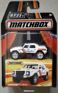 Best of Matchbox 2016 Lamborghini LM002