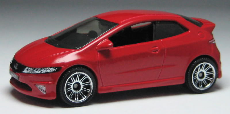 honda civic type r 2008 matchbox cars wiki fandom powered by wikia. Black Bedroom Furniture Sets. Home Design Ideas