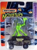 4y4 Chevy Van (Monsters Series)