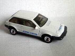 Volvo 480ES Cast