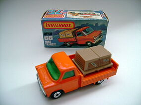 Ford Transit (1977-80 MB66)