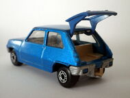 Renault 5TL Blue Open