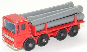 6610 Pipe Truck