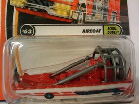 Scuba Dudes Airboat