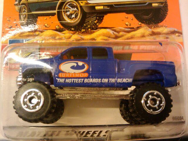File:Chevrolet Silverado 4x4 Pickup.jpg
