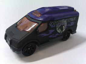 Ambulance2003matteblack