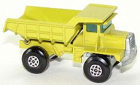 7028 Mack Dump Truck