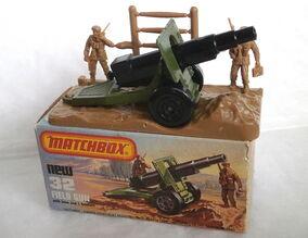Field Gun Cast