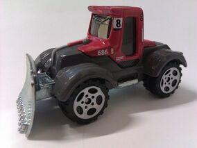 TractorPlowred