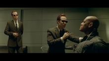 Rescue of Morpheus Interrogation